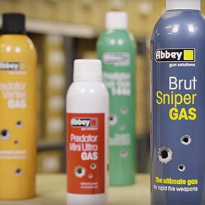 Airsoft Gas & Lubrication